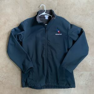 American Airlines Soft Shell Jacket